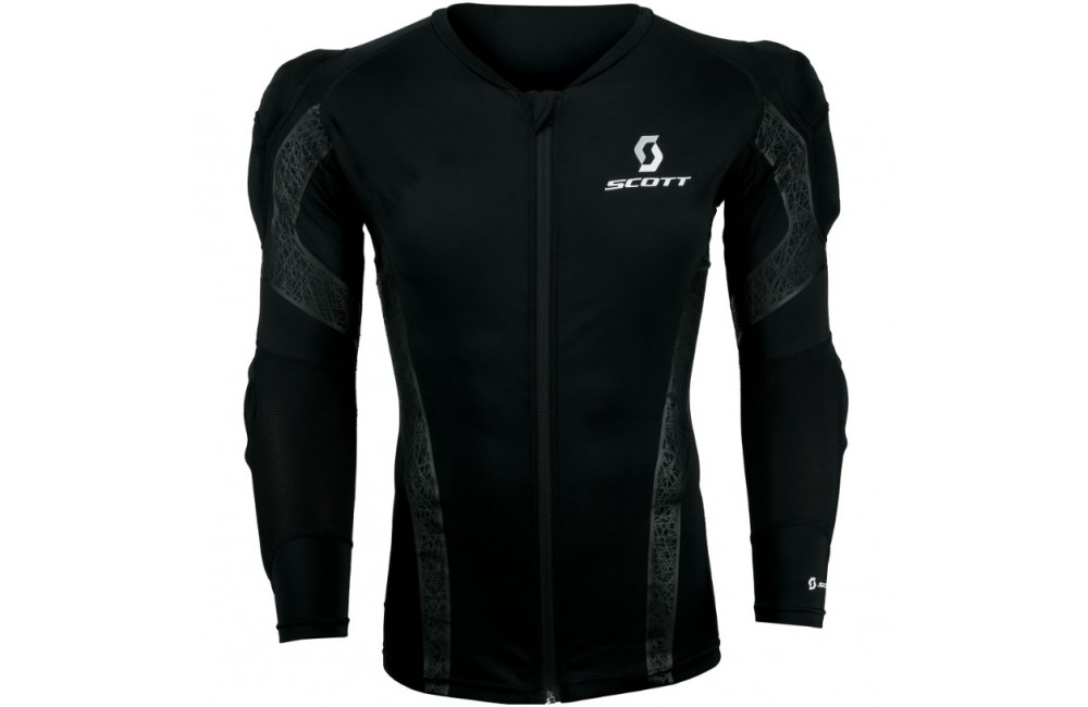 SCOTT maillot de protections Recruit Pro II compression gear