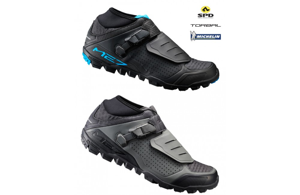 SHIMANO chaussures VTT homme ME7 2017