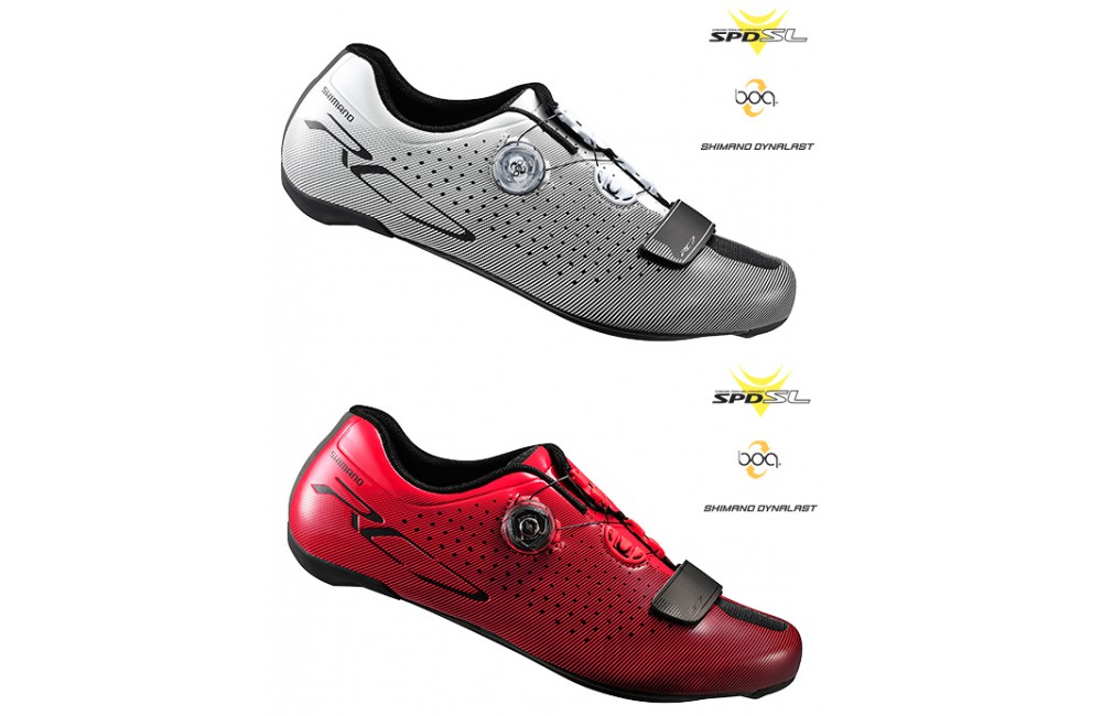 SHIMANO chaussures compétition route homme RC7 2017
