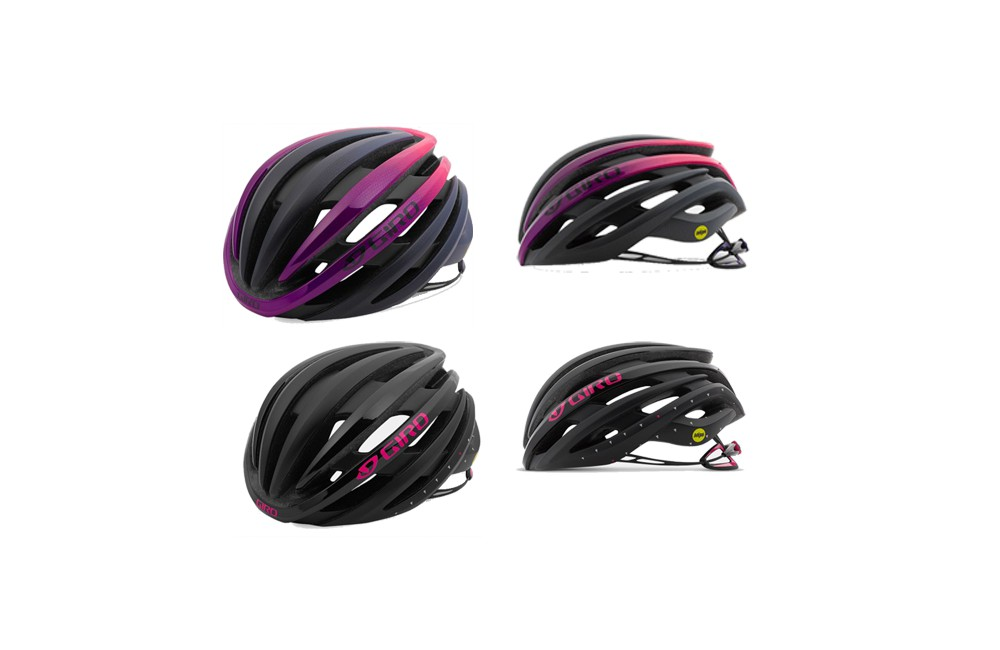 Giro casque route femme EMBER MIPS 2017
