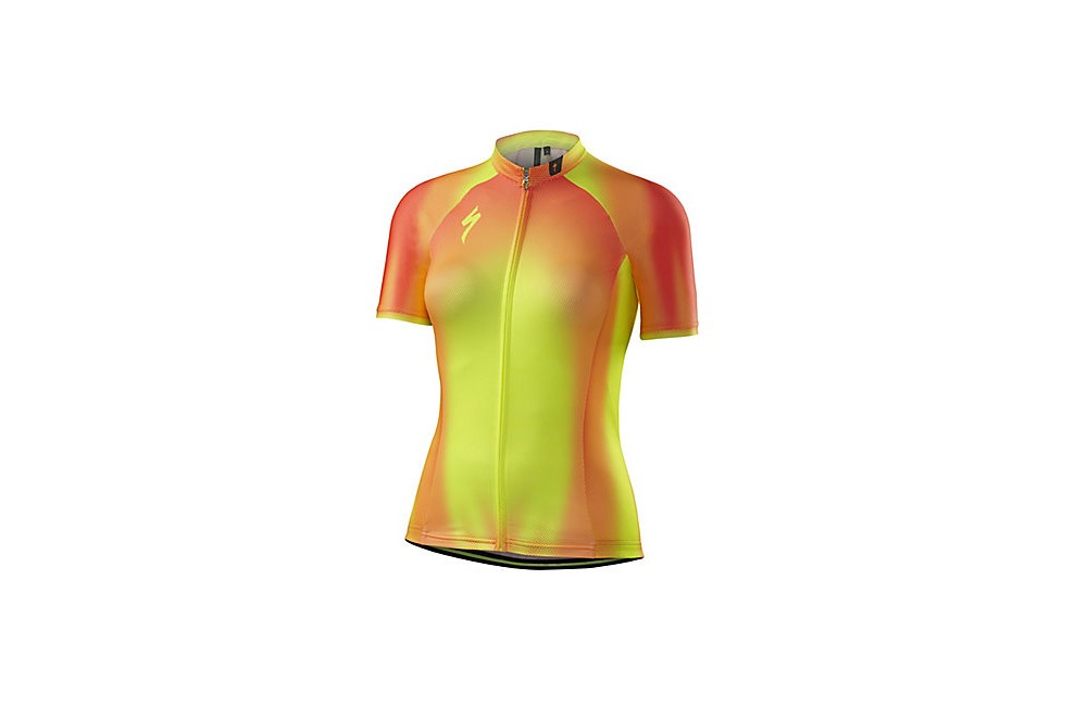 SPECIALIZED maillot cycliste femme SL Pro - Torch Edition 2017