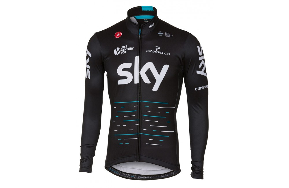 SKY maillot manches longues Thermal 2017