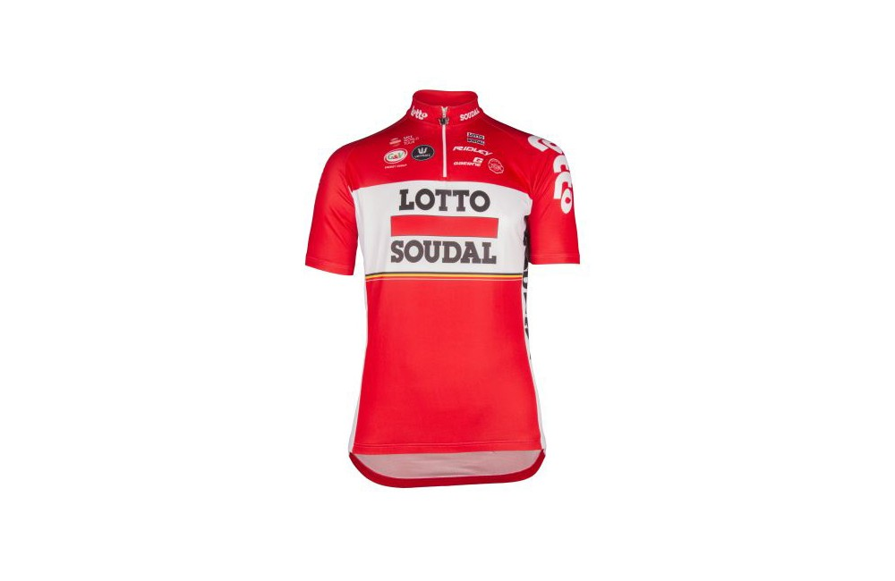 LOTTO SOUDAL maillot enfant 2017