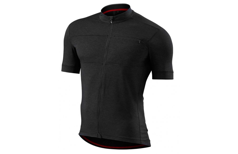 SPECIALIZED maillot manches courtes RBX drirelease Merino 2017
