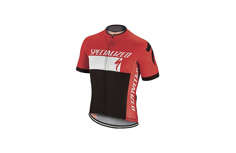SPECIALIZED maillot cycliste RBX Comp Logo 2017
