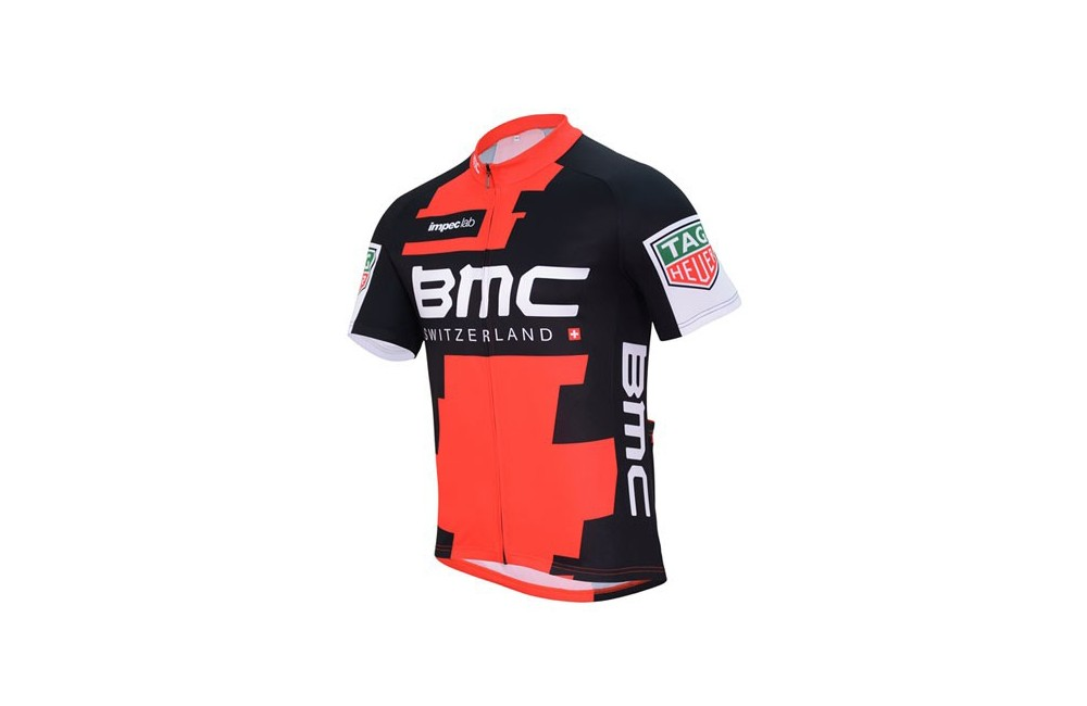 BMC RACING TEAM maillot cycliste 2017
