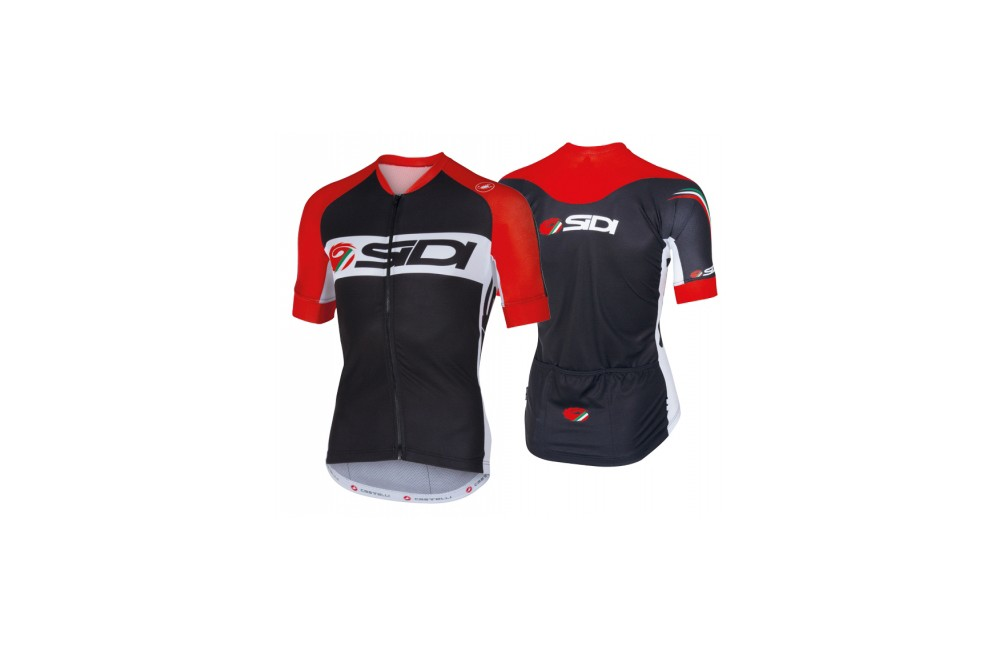 SIDI maillot manches courtes DINO 3 2017
