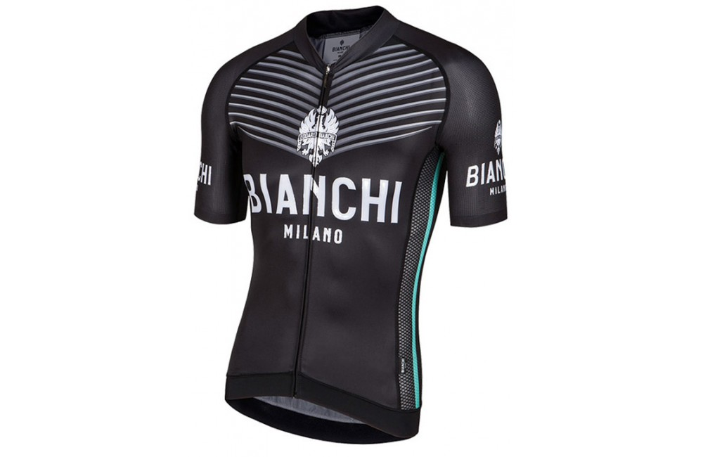 BIANCHI MILANO maillot manches courtes Ceresole 2017