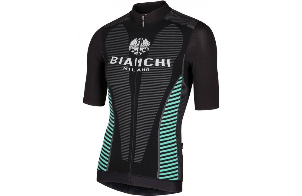 BIANCHI MILANO maillot manches courtes Tovel 2017