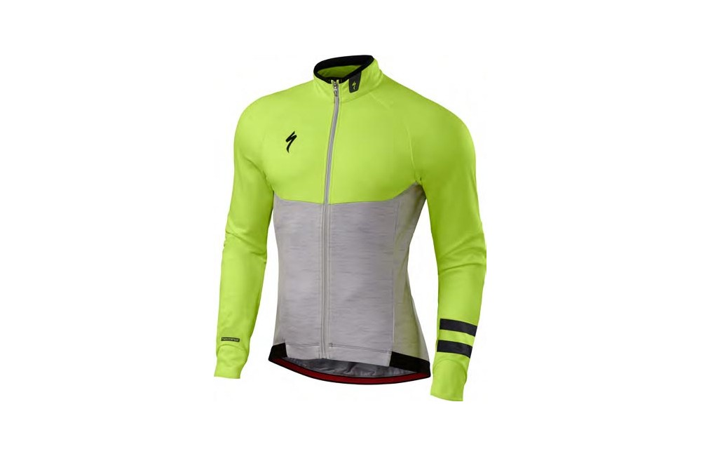 SPECIALIZED maillot manches longues Therminal 2018