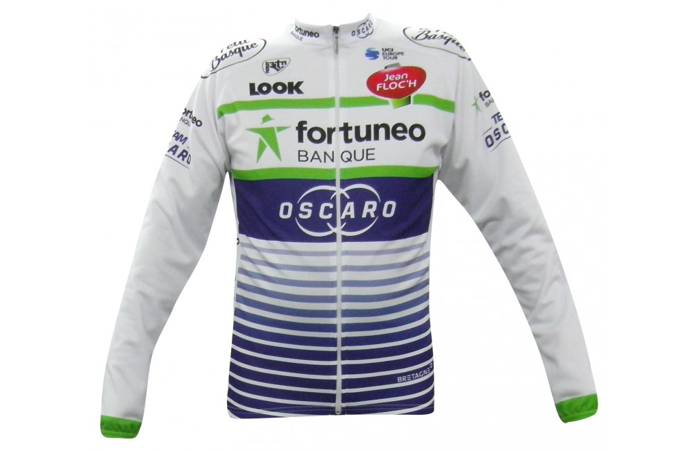 FORTUNEO OSCARO maillot manches longues 2018