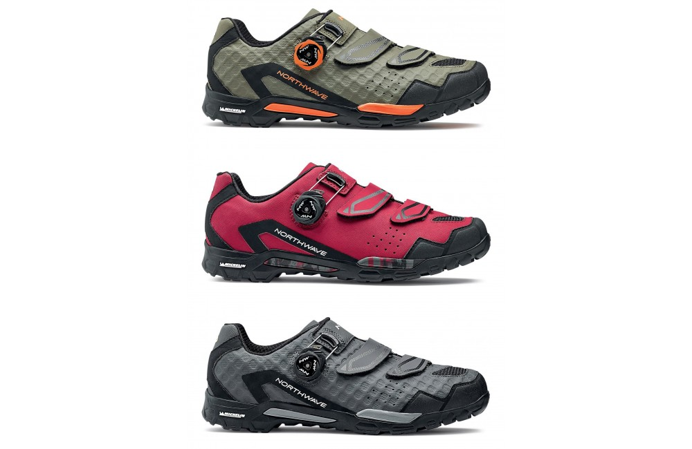 NORTHWAVE chaussures VTT homme OutCross Plus 2018