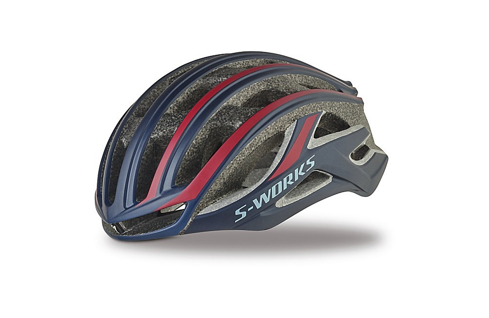 Specialized Casque Route S Works Prevail Ii Bleu Marine Rouge 2018