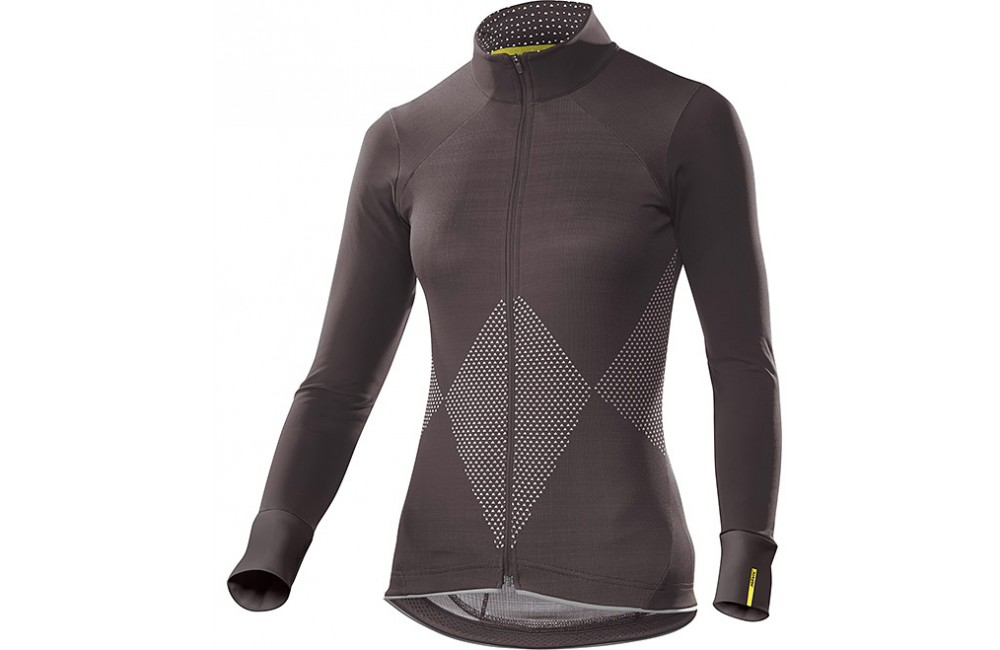 MAVIC maillot manches longues hiver femme Sequence 2018