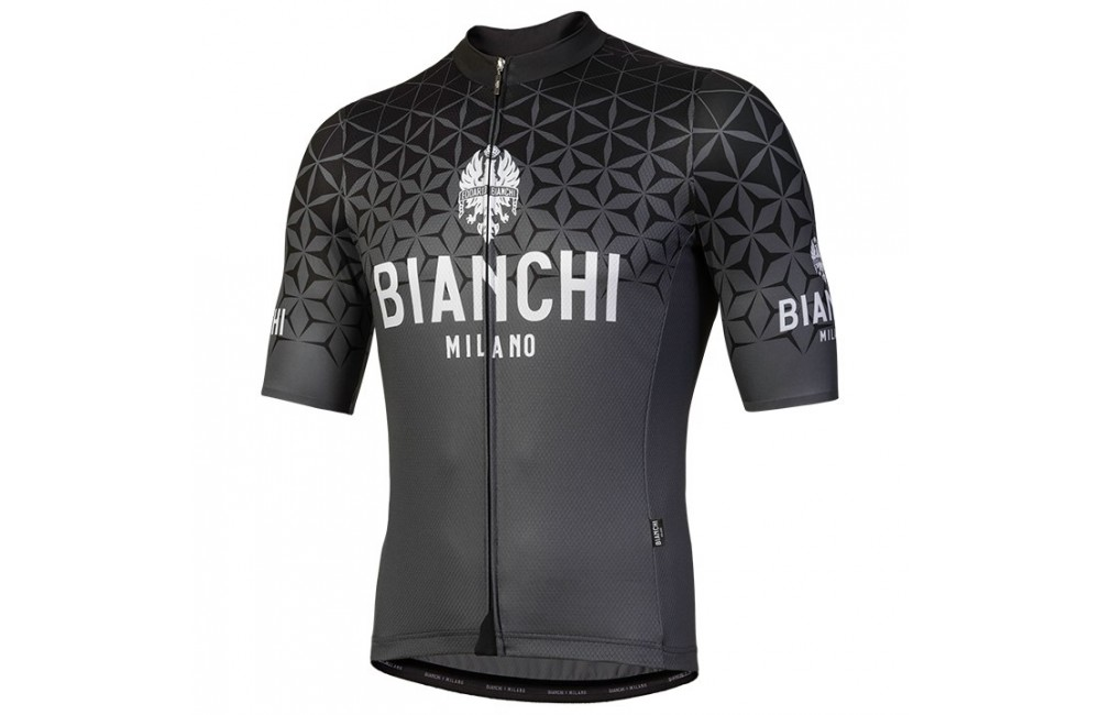 BIANCHI MILANO maillot manches courtes Conca 2018
