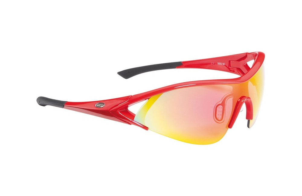 Lunettes BBB Impact rouge