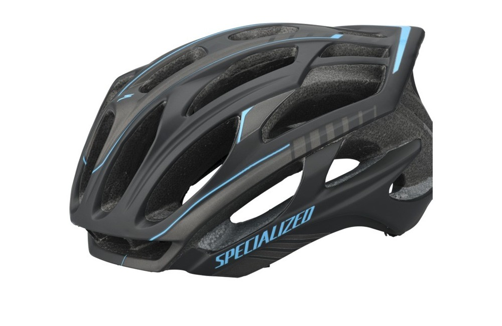SPECIALIZED casque S-WORKS PREVAIL noir bleu 2014