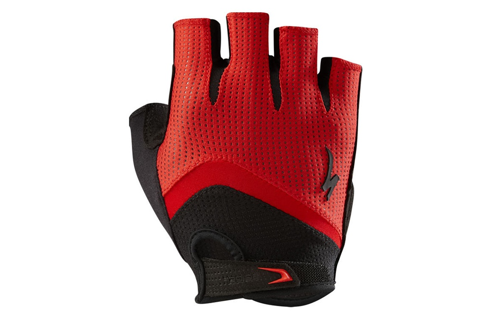 SPECIALIZED gants Body Geometry GEL rouge/noir 2017