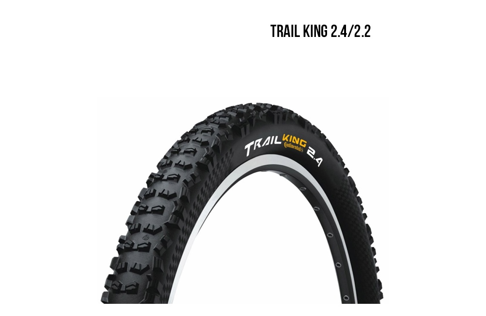 CONTINENTAL pneu VTT Trail King 27.5x2.4