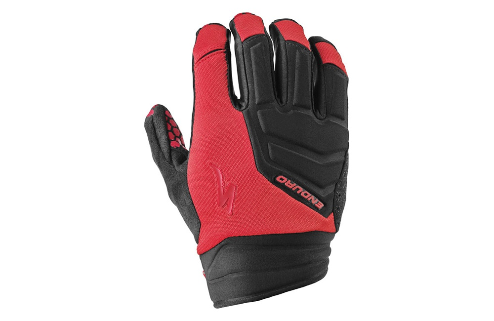 SPECIALIZED gants Enduro rouge 2017