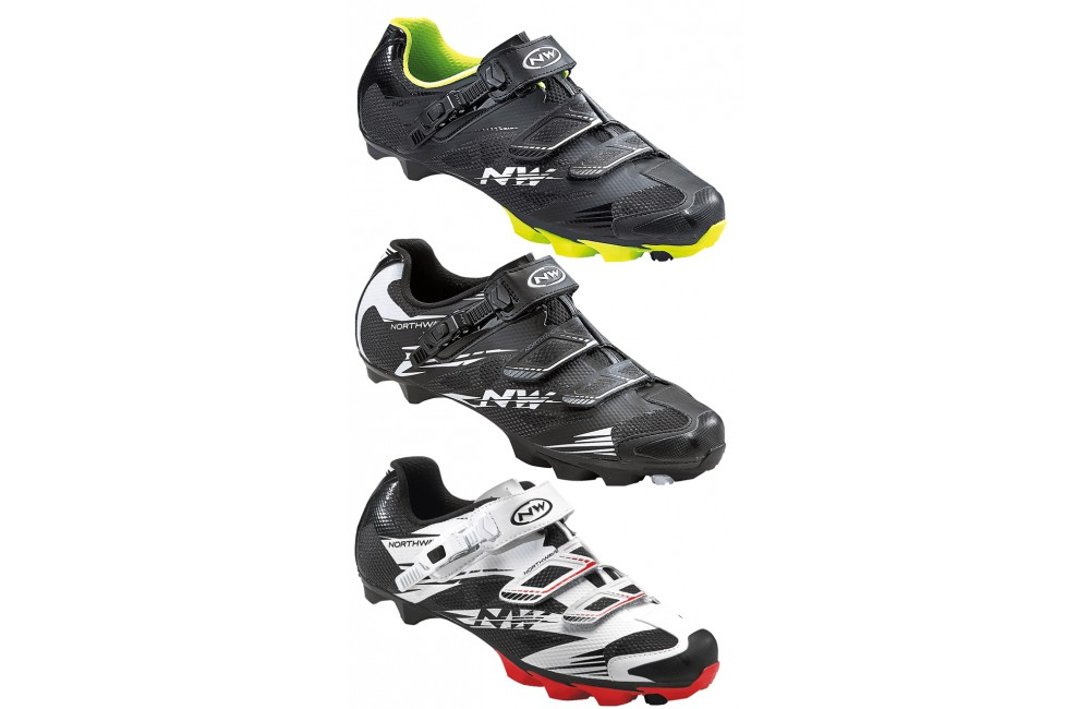 Northwave chaussures VTT homme Scorpius 2 SRS 2016