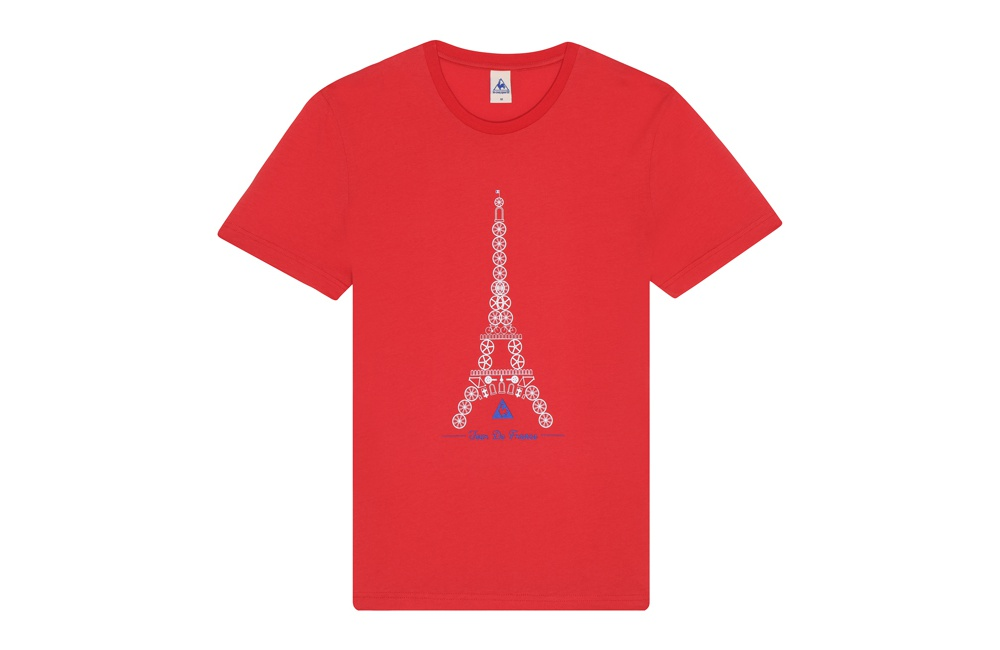 LE COQ SPORTIF t-shirt Supporter 3 2015