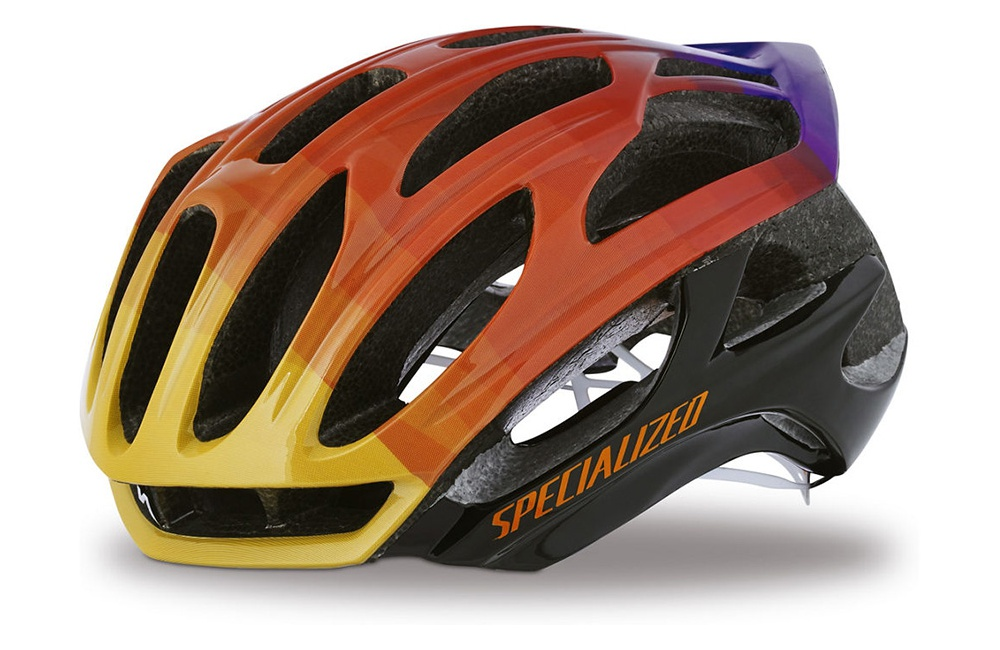 SPECIALIZED casque route femme S-Works Prevail Team 2016