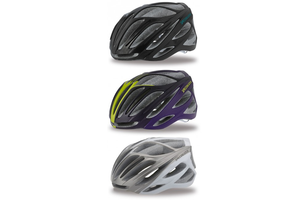 SPECIALIZED casque route femme Aspire 2016