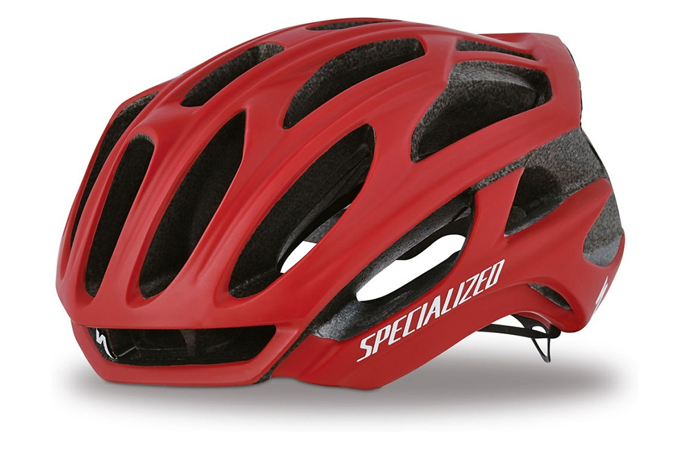 SPECIALIZED casque S-Works Prevail Team rouge 2016