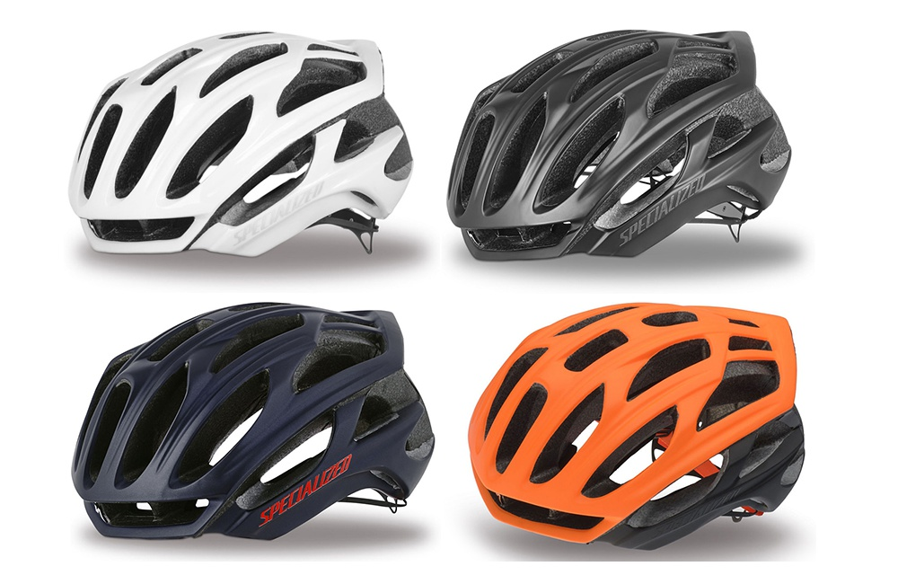SPECIALIZED casque route S-Works Prevail 2016