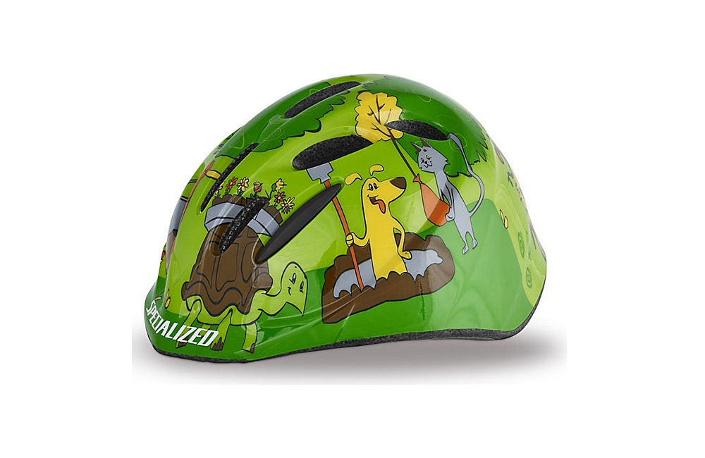 SPECIALIZED casque enfant Small Fry Toddler vert