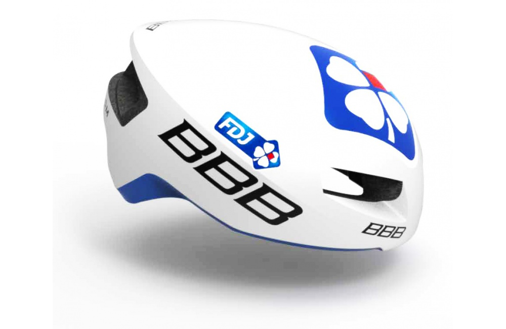 BBB casque route Tithon FDJ 2017