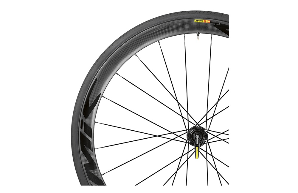 Paire de roues MAVIC Cosmic Pro Carbon SL C Disc