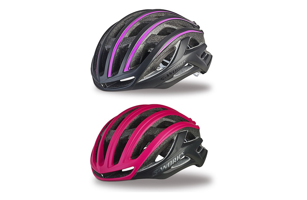 SPECIALIZED casque route femme S-Works Prevail II 2017