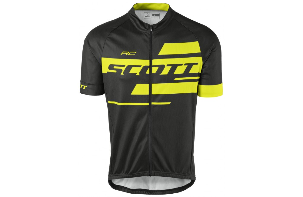SCOTT maillot cycliste RC Team 10 2017