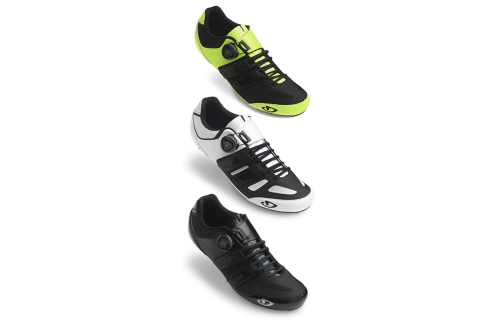 GIRO chaussures route homme Sentrie Techlace 2017