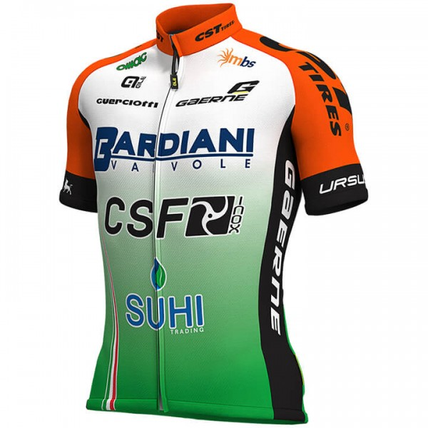 Maillot manches courtes BARDIANI CSF 2019