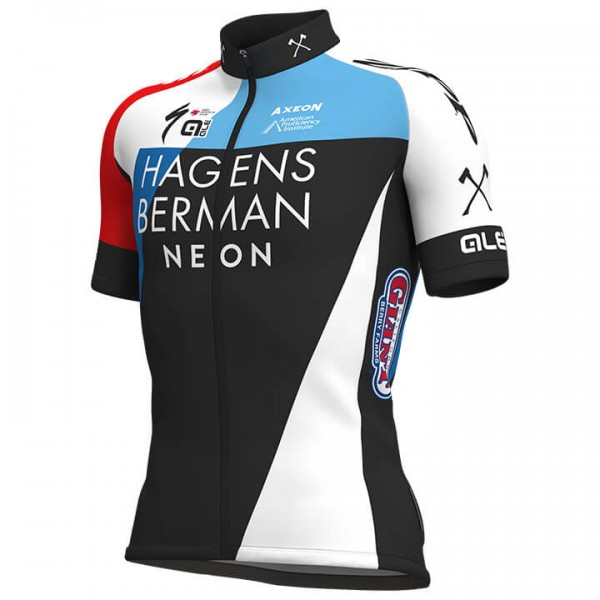 Maillot manches courtes HAGENS BERMAN AXEON 2018