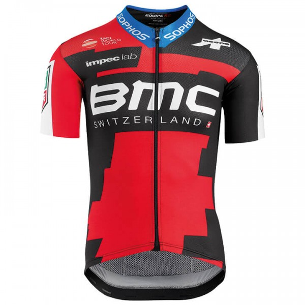 Maillot manches courtes BMC RACING TEAM PRO 2018