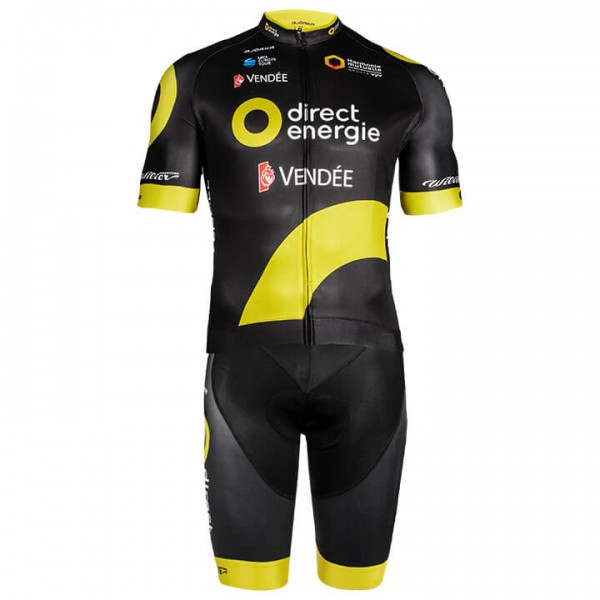 Set (2 pièces) DIRECT ENERGIE Team 2018