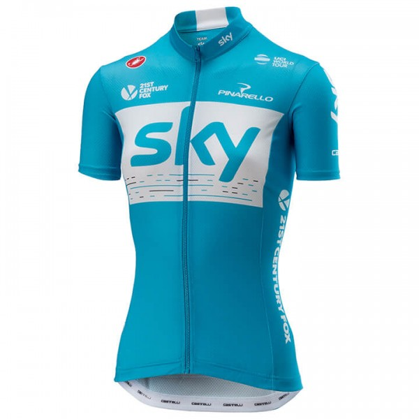 Maillot Team Sky Training 2018