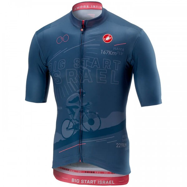 Maillot manches courtes GIRO D'ITALIA ISRAEL 2018