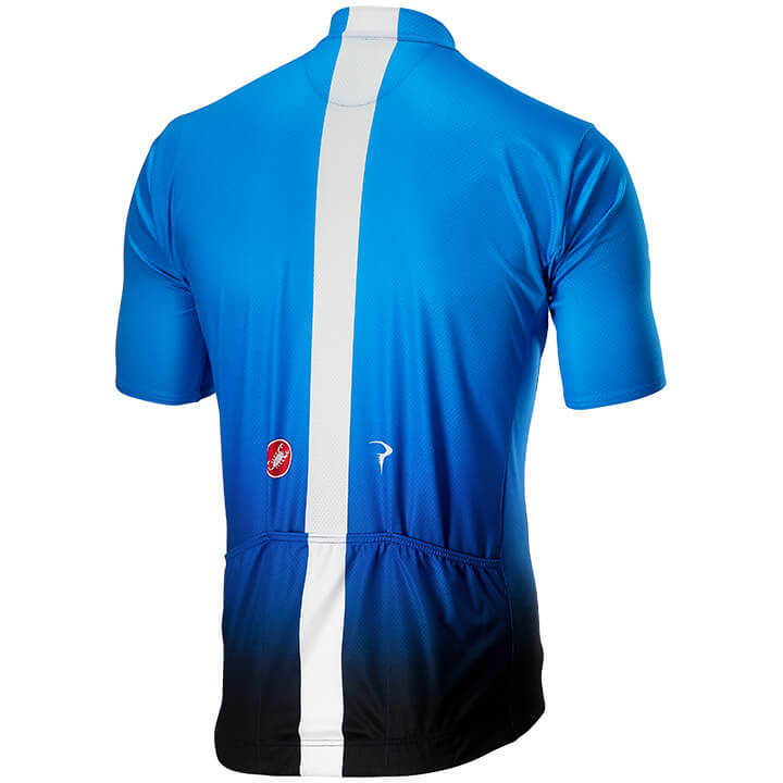 Maillot manches courtes Team Sky Fan Training 2019