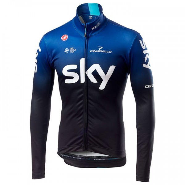 Maillot manches longues Team Sky 2019