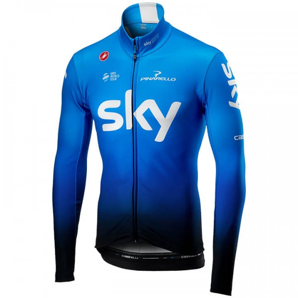 Maillot manches longues Team Sky Training 2019