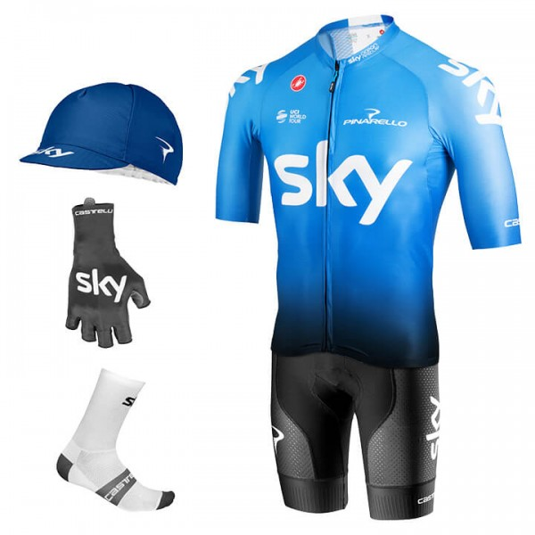 Maxi-Set (5 pièces) TEAM SKY Aero Training 2019