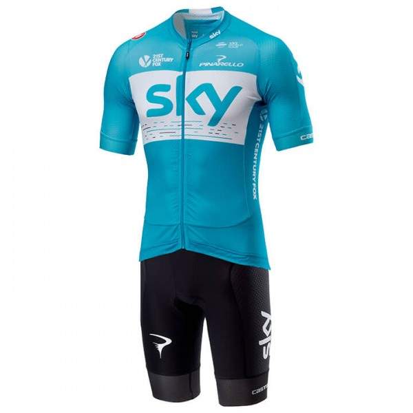 Set (2 pièces) TEAM SKY Aero Training 2018