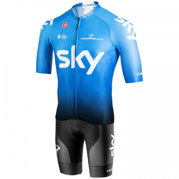 Set (2 pièces) TEAM SKY Aero Training 2019