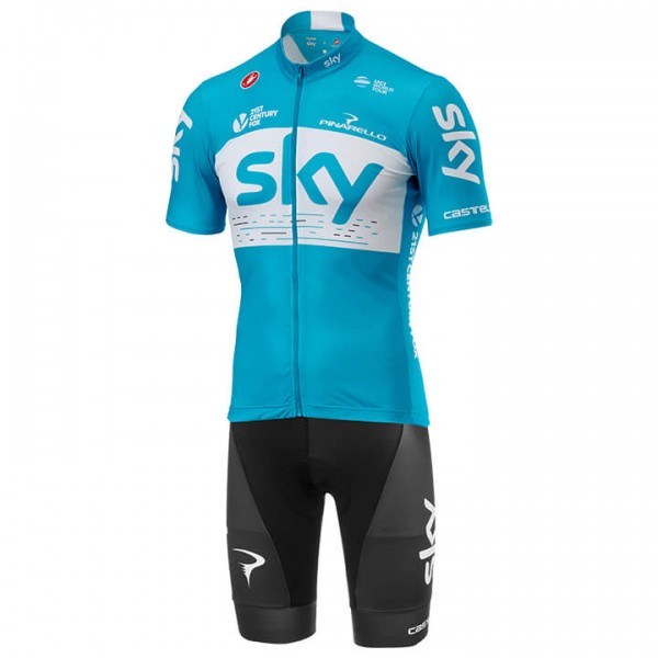Set (2 pièces) TEAM SKY Fan Training 2018