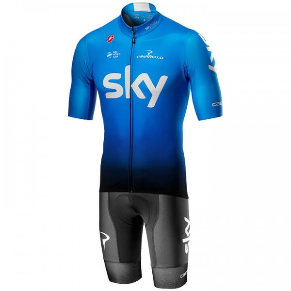Set (2 pièces) TEAM SKY Squadra Training 2019